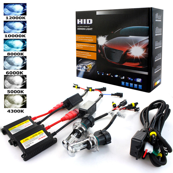 Xenon H7 35W AC 55W Slim Ballast kit HID Xenon Headlight bulb 12V H1 H3 H11 h7 xenon hid kit 4300k 6000k Replace Halogen Lamp