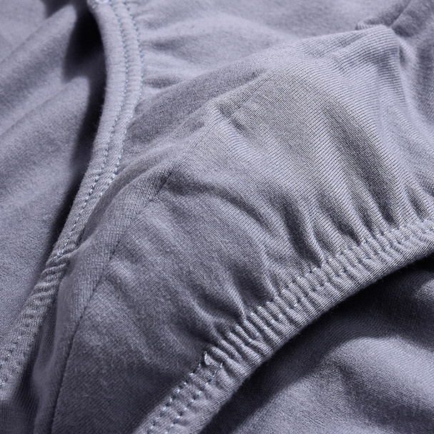 Givanildo 4pc Cotton Men Briefs Men's Underwear Sexy Briefs Gay Transparent Underpants Sleepwear Panties Y819