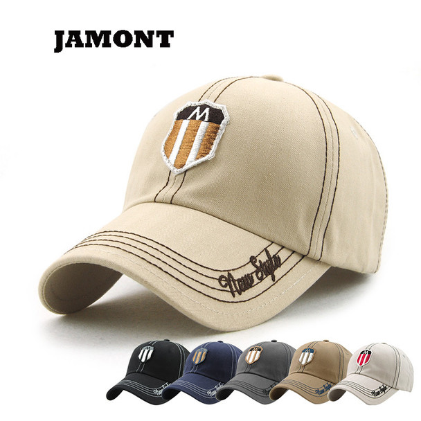 2017New Style  Men and Women  fashion baseball caps cotton embroidery  sun hat outdoor hip-hop cap