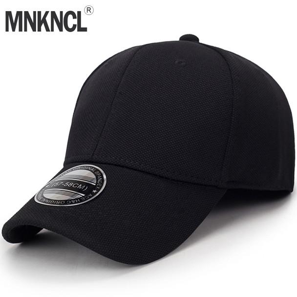 0dcaa8ed34134 High Quality Baseball Cap Men Snapback Hats Caps Men Flexfit Fitted Closed  Full Cap Women Gorras Bone Male Trucker Hat Casquette
