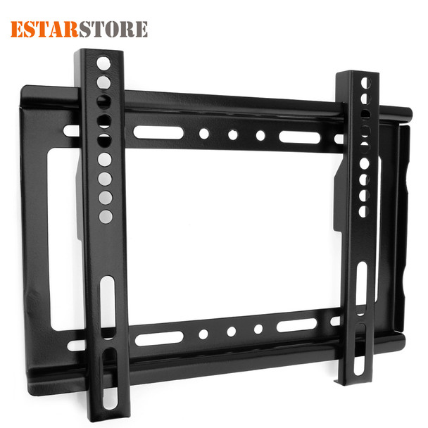 Universal TV Stand Wall Mount TV Bracket Holder For Most 14 ~ 32 Inch HDTV Flat Panel LCD Plasma TV