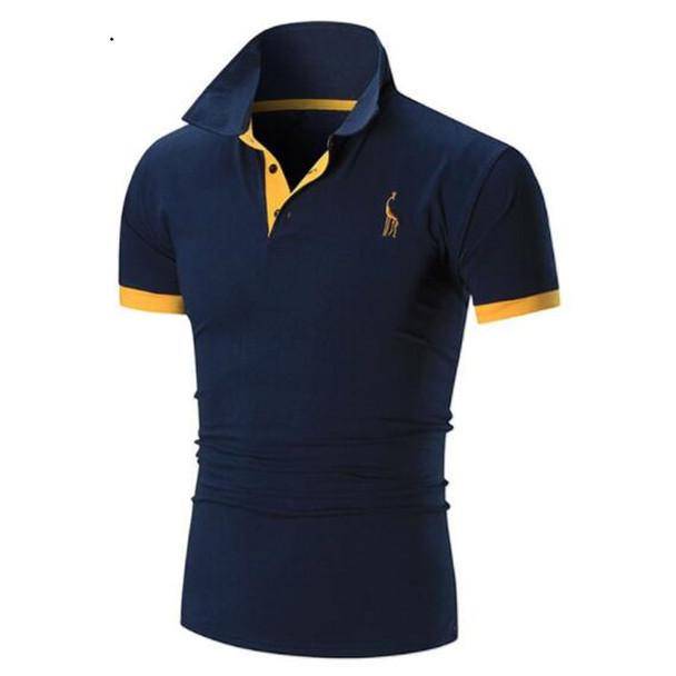 2018 Fashion Summer T Shirt Male Short Sleeved Male City Bulb Light Printed Casual Tees Tops Brand T-Shirts Men Clothing 5881