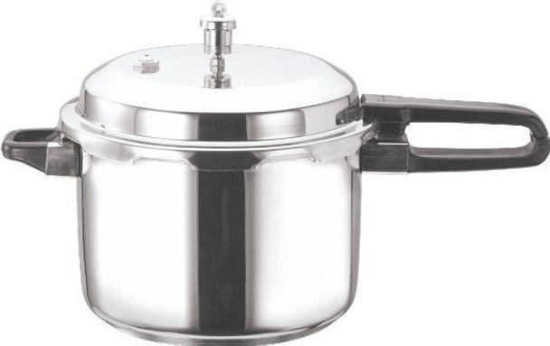 Vinod Stainless steel Sandwich Bottom Pressure Cooker 7 Ltr. (TCSB 7)