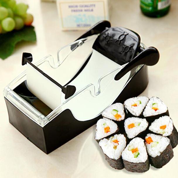 Magic Rice Roll Easy Sushi Maker Cutter Roller DIY Kitchen Perfect Magic Onigiri Sushi Tools Roller