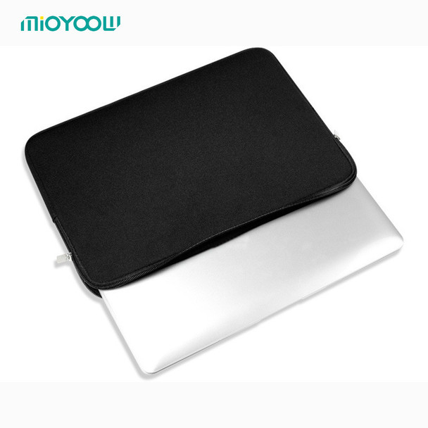 7 Colors Laptop Sleeve 11 13 15 15.6 inch Laptop Bag Case For Macbook Air 13 Pro Retina 15 Notebook Bags For Xiaomi Air