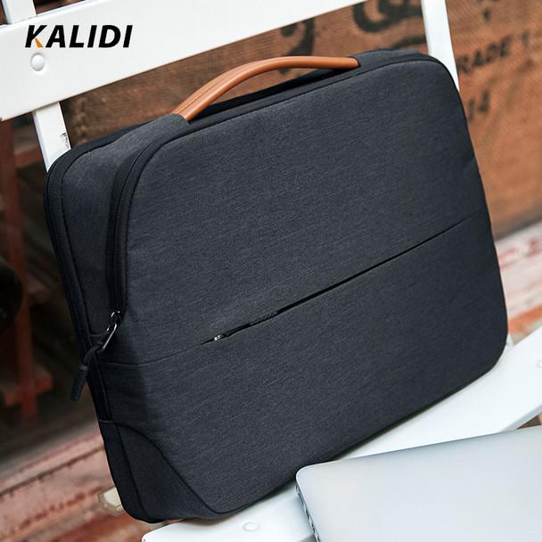 KALIDI Laptop Bag 11 12 13.3 14 15.6 Inch Waterproof Notebook Bag 15 15.6 Inch For Macbook Air Pro 13 15 Laptop Sleeve Women Men