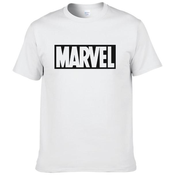 2017 Summer Marvel t Shirt men tops tees Top quality cotton short sleeves Casual man tshirt marvel T-shirt men #173