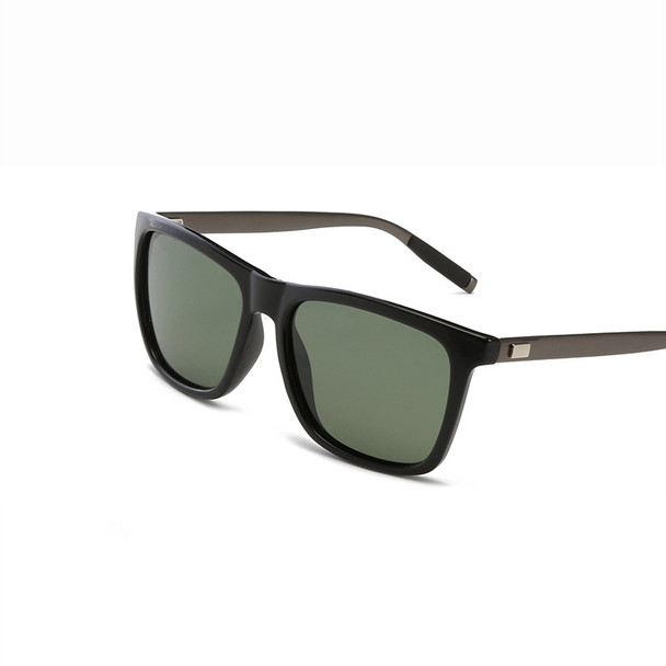 2018 Fashion new aluminum magnesium  HD polarized sunglasses trend anti UV shades women men driving glasses  UV400 protection