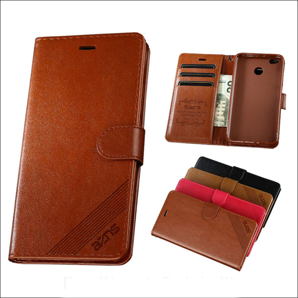 Case For Xiaomi Redmi 4X 4A For Redmi 4 4Pro PU Leather Flip Wallet Stand Phone Cases For Redmi 5 5A Case Cover