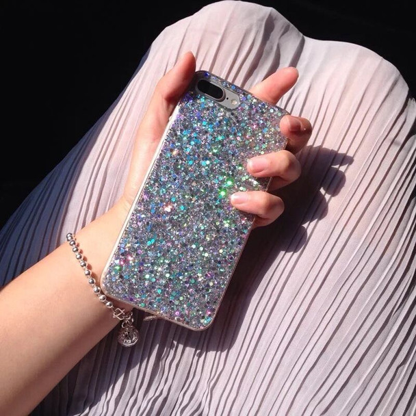 Fashion Bling Shining Powder Sequins Phone Case For iPhone 7 6S 8 Plus