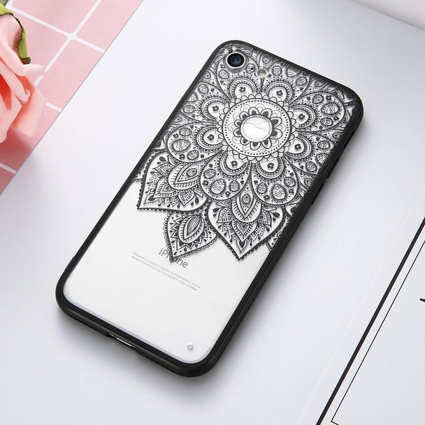 KISSCASE Phone Case For iPhone 6 6s Plus 7 7 Plus 5 5s SE Case Luxury Lace Flower TPU Cover for iPhone 8 8 Plus 5 5S SE Fundas