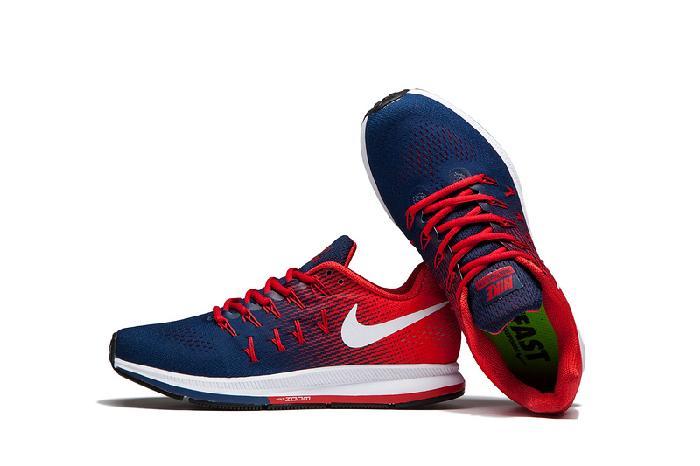 748d3da8b5084 ... order nike air zoom pegasus 33 blue red shoes 65c10 0a0e2