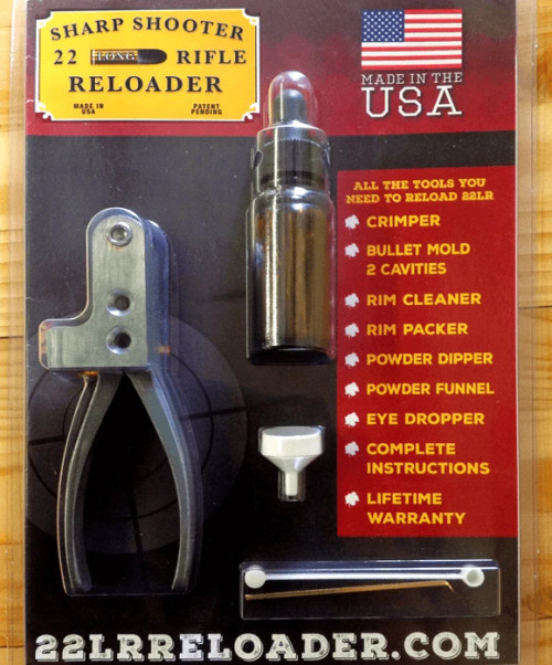 .22 Magnum Reloading Kit