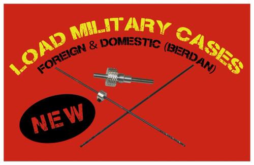 Berdan Military Case Reloader