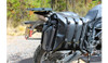 Giant Loop Round The World Panniers Black-New for 2016! w/dry pods