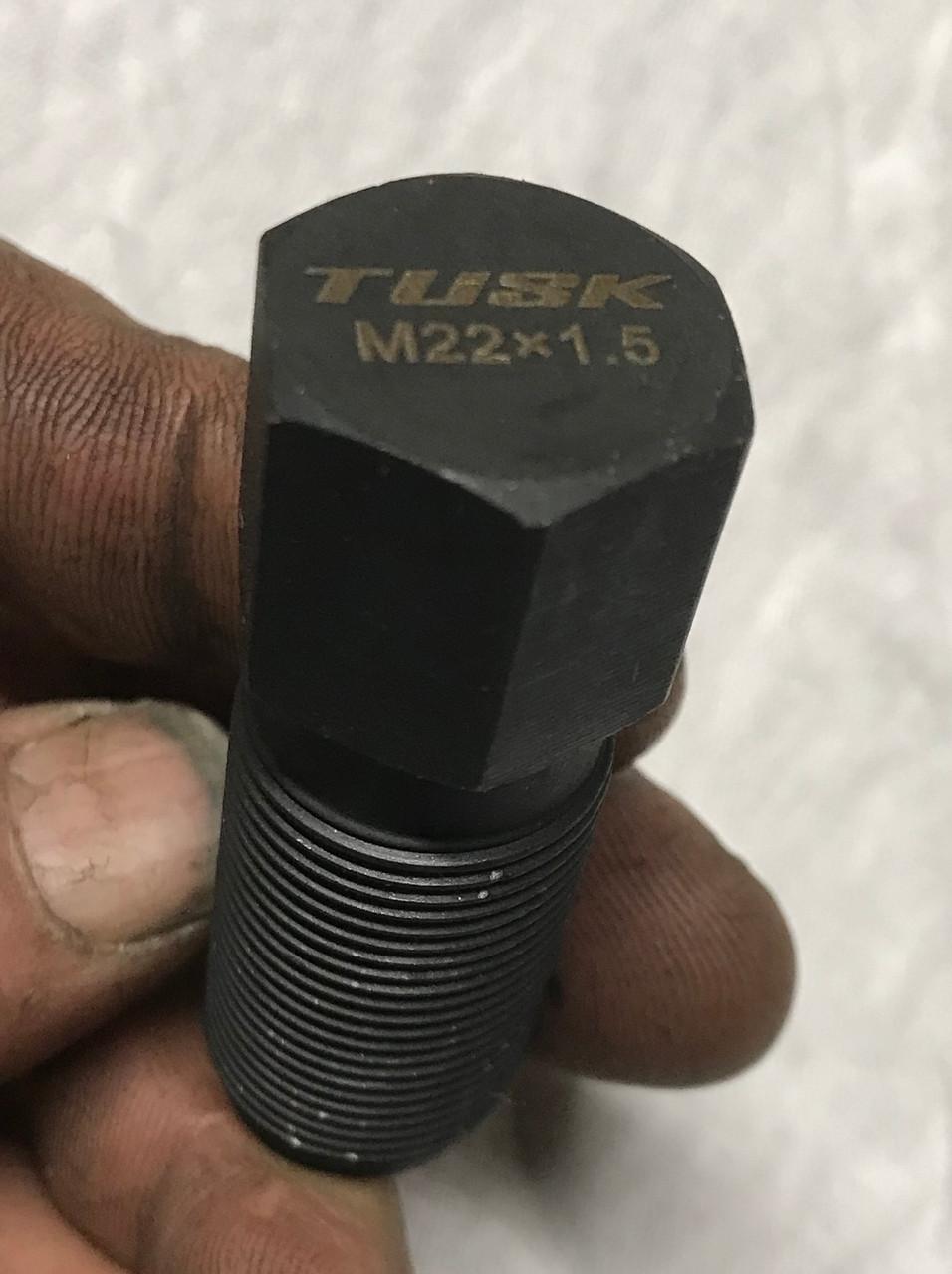 Tusk Flywheel Puller Remover 22mm KAWASAKI KL600 1984-1986 kl 600 rotor