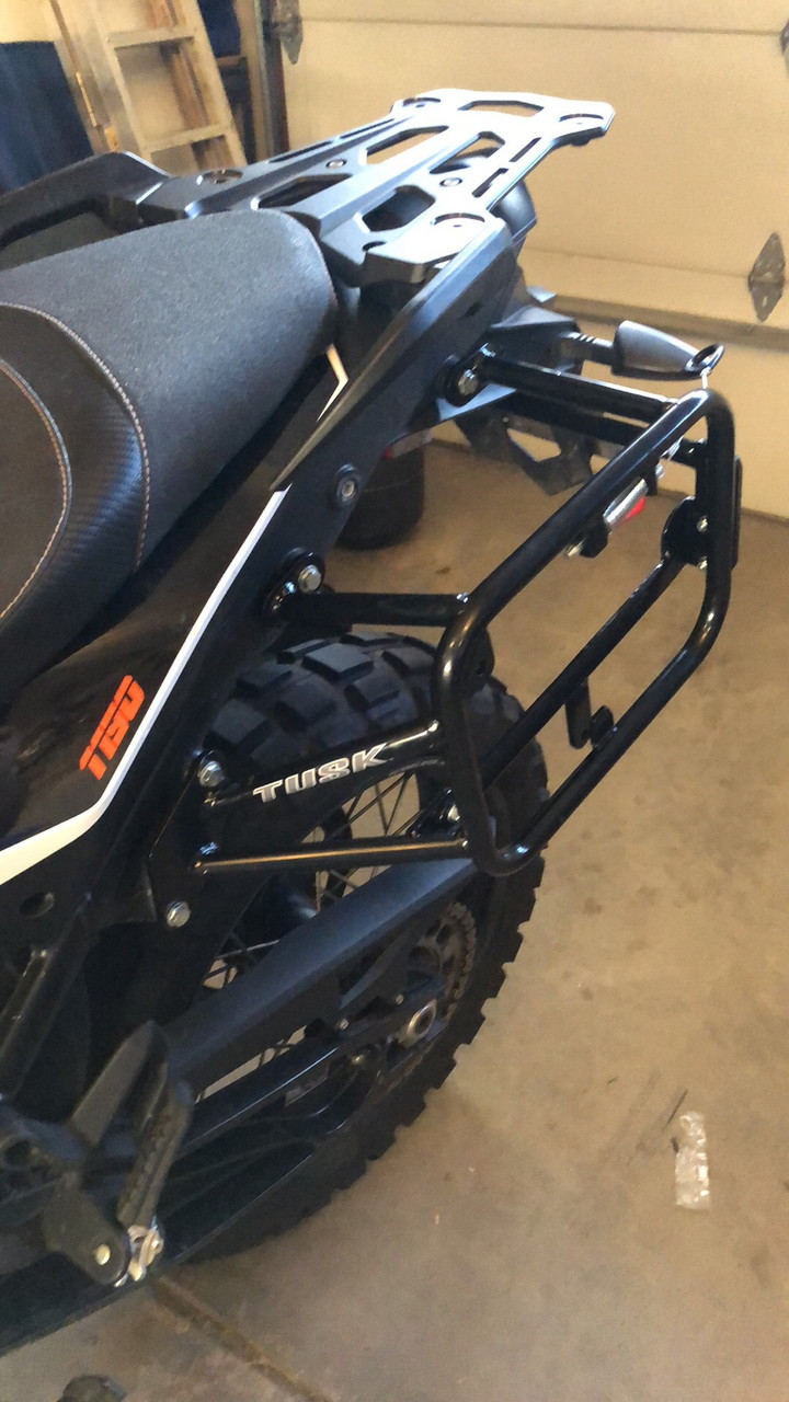 Ktm Dual Sport >> Tusk Pannier Luggage Racks Fits: 2019 KTM 790 ADVENTURE R