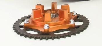 KTM ADVENTURE WHEELS CUH DRIVE / SPROCKET CARRIER