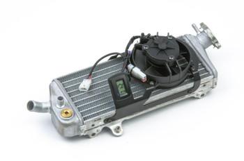 Trail Tech 732-FN4 KTM Digital Cooling Fan Kit 03-05