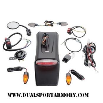 KTM Enduro,Dual Sport,Lighting Kit Street Legal Select Models-Tusk
