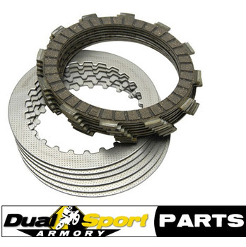 Clutch Kit – Fits: Honda XR650L 1993–2019
