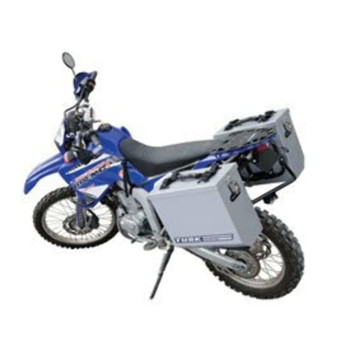 You can mount Panniers to the WR250R!!