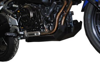 Ricochet Skid Plate Yamaha Super Tenere-Black 2014-2020
