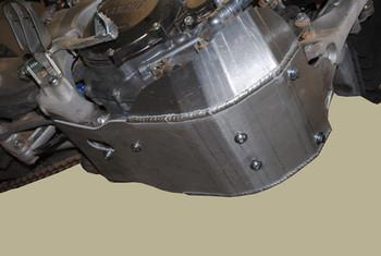 Ricochet Skid plate Yamaha WR450F 2012-2013