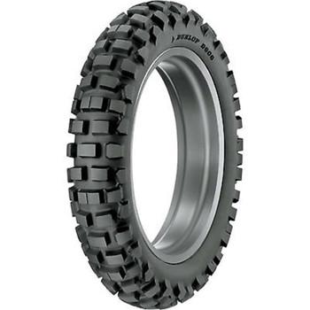 Dunlop D606 Dual Sport DOT tires,Full Knobby