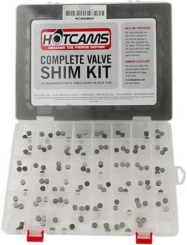 Hot Cams Valve Shim Kit 9.48mm OD,Honda CRF450/X,Yamaha YZ/WR 450