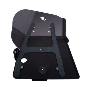 Ricochet Offroad Skid Plate Black  Fits: HONDA Africa Twin CRF1000D