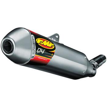 FMF (041486) Hex Q4 S/A Silencer  Fits: 2013-2016 HONDA CRF250L
