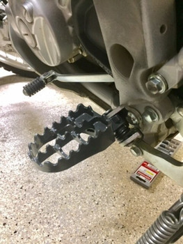 IMS SuperStock Foot Pegs Kit Fits: 2013-2020 HONDA CRF250L