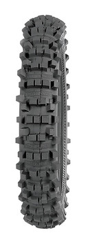 Kenda K760 Trakmaster II Rear Tire, 110/90x19 (62M)  Tube Type -DOT