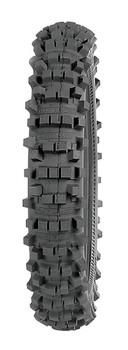 Kenda K760 Trakmaster II Rear Tire, 120/90x19 (66M) Tube Type -DOT