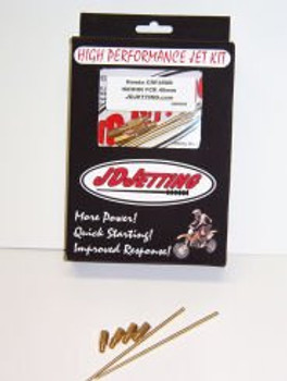 JD Jetting Jet Kit Fits: Yamaha YZ250F,2012-2013