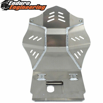 Skid Plate for 2008-2019 Kawasaki KLR 650 by Enduro Engineering 24-8018