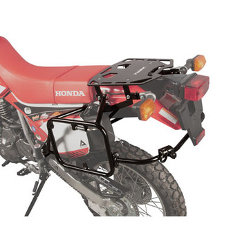 Tusk Pannier Racks with Top Rack and Sub Frame Supports Fits: HONDA XR650L