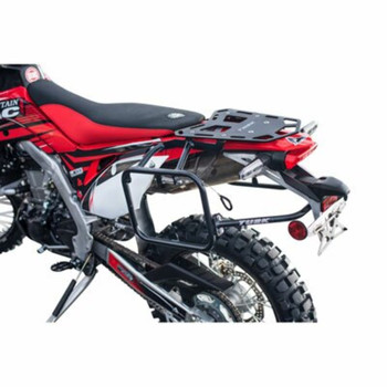 2019 HONDA CRF450L Dual Sport -Tusk Pannier Racks with Top Rack-Luggage
