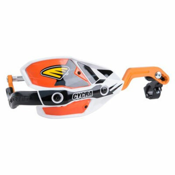 """Cycra Ultra Probend CRM Complete Racer Pack 1-1/8"""" Bars-Orange Bars-KTM"""