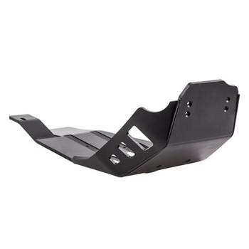AXP Racing Xtrem HDPE Skid Plate Black Fits: 2016-2019 Husqvarna 701 Enduro