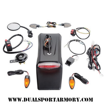 Yamaha YZ 250FX-450 FX 2015-2016,Dual Sport,Lighting Kit w/Headlight -Tusk