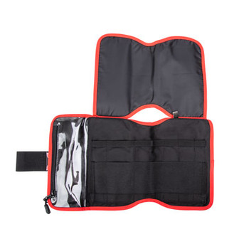 Zac Speed Tool Roll Black