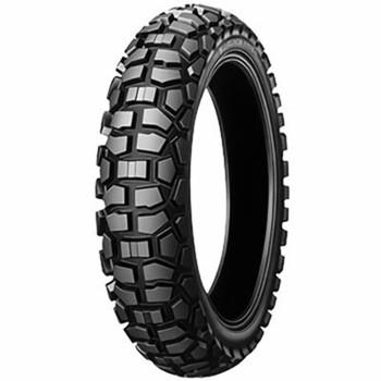 Dunlop D605 Rear Dual Sport Tire - Tube Type