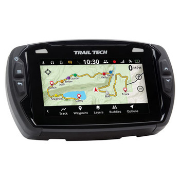 Trail Tech Voyager Pro GPS/Computer-922-117-Honda XR650L