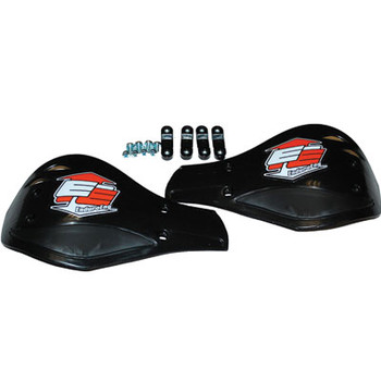Enduro Engineering Replacement Plastic Debris Deflectors Black