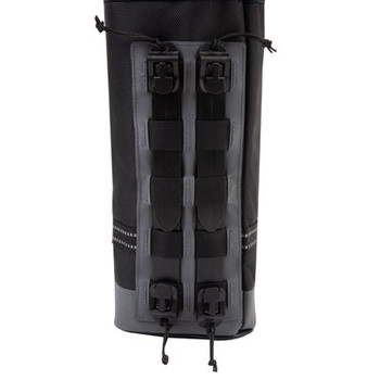 Tusk Highland Accessory Bag with Molle Sticks Black/Grey
