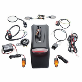 Tusk Motorcycle Enduro Lighting Kit w/battery pack