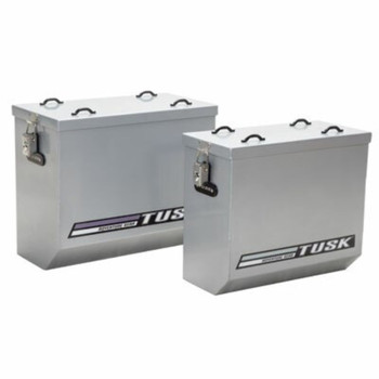 1 Pair Tusk Aluminum Panniers Medium