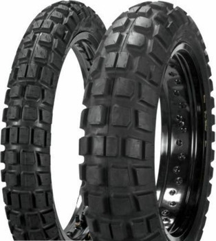 Kenda K784 Big Block Front & Rear Tire Combo Set 90/90-21&130/80-17-KLR650